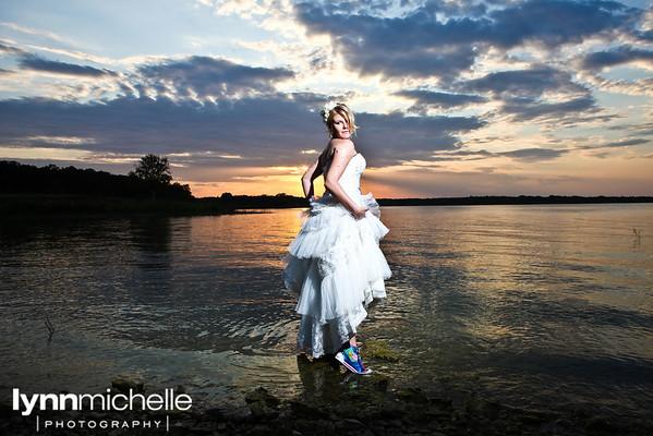 Trash the Dress by Lynn Michelle Photography